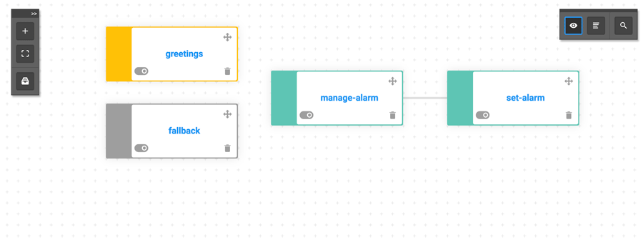 SAP Conversational AI create bot