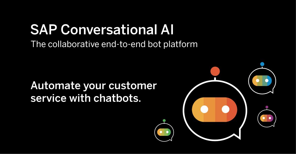 SAP Conversational AI | Automate Customer Service With AI